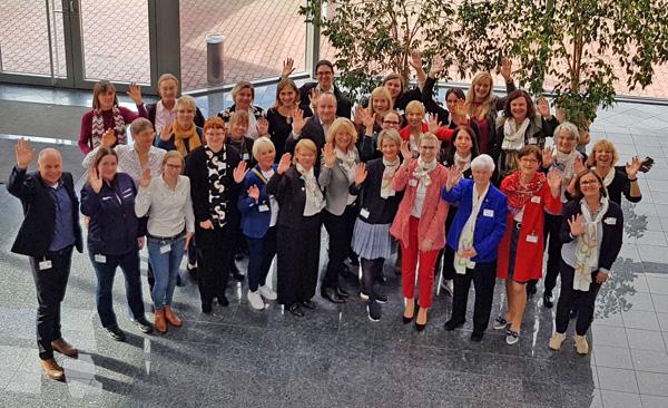 Vera - Trilaterales Meeting WiN Deutschland, Schweiz und Schweden mittel