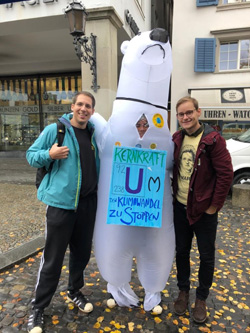 Vera - Stand up for Nuclear 3: Organisers
